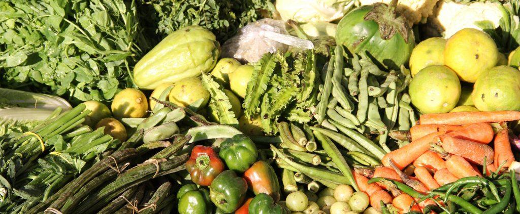 HCLF med grøntsager