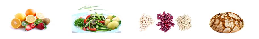 HCLF kategorier af fødevarer