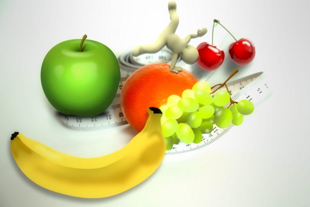 Frugt og bær kan medvirke til vægttab